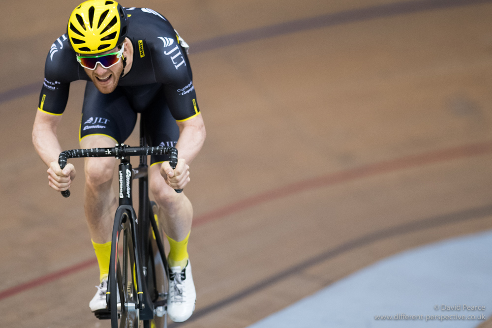 Revolution Track Cycling in Glasgow