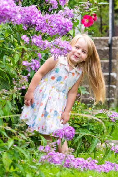 Family and kids photoshoot in Chislehurst, Kent