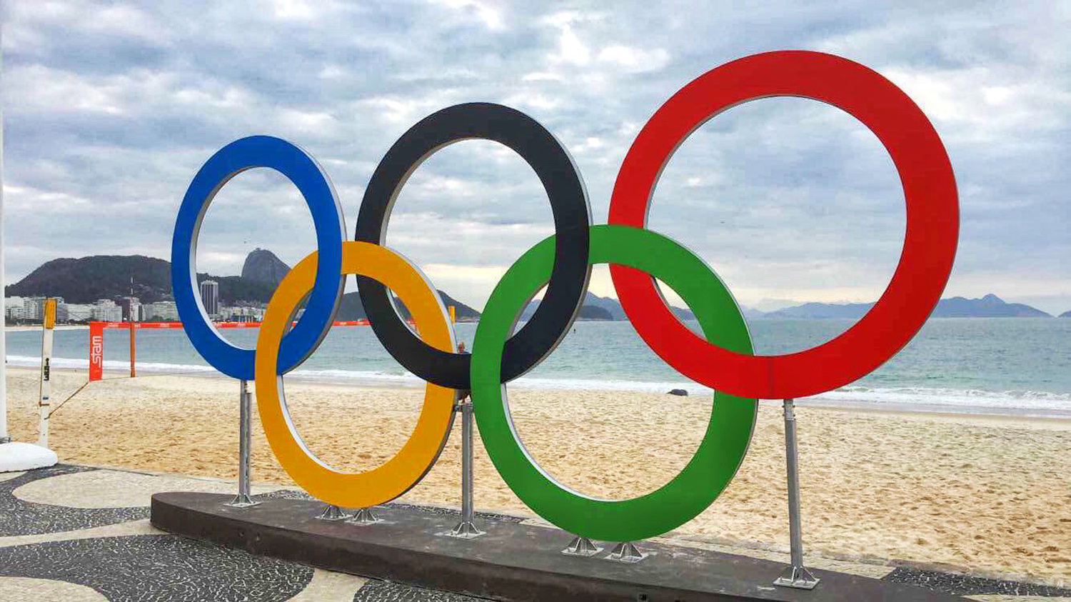 The Equipment I am taking to the Olympic Games in Rio 2016