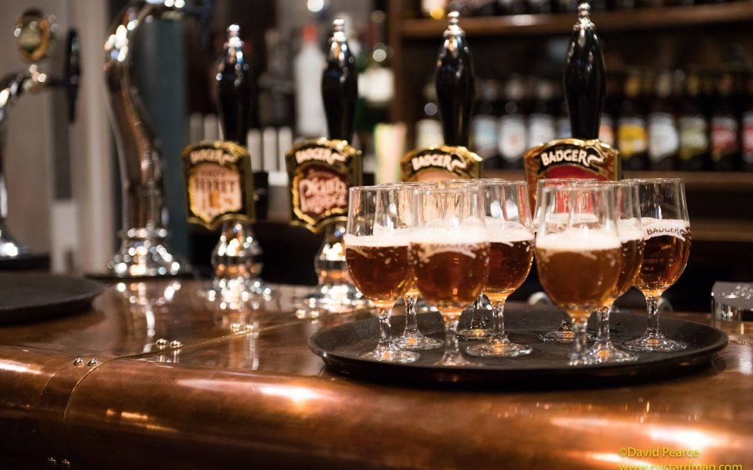 Hall and Woodhouse – Beer and Food Matching