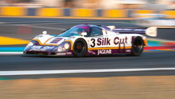 Le Mans Race Car