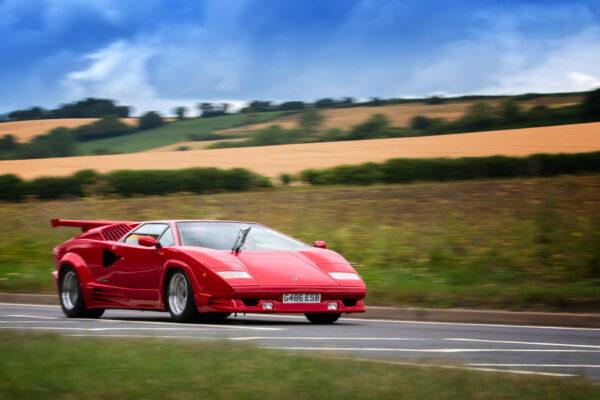 Lamborghini 25th Anniversary Countach